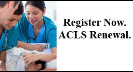 ACLS Renew | Advanced Cardiac Life Support