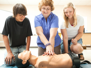 CPR Class, Tampa
