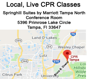 Location CPR Tampa